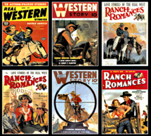 Westernromancenovel